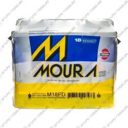 Batería auto Moura 12x45 (M18FD)