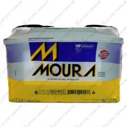Batería auto Moura 12x75 (M24KD)