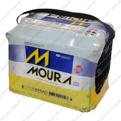 Batería auto Moura 12x75 (M26AD)