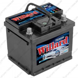 Batería auto Willard 12x45