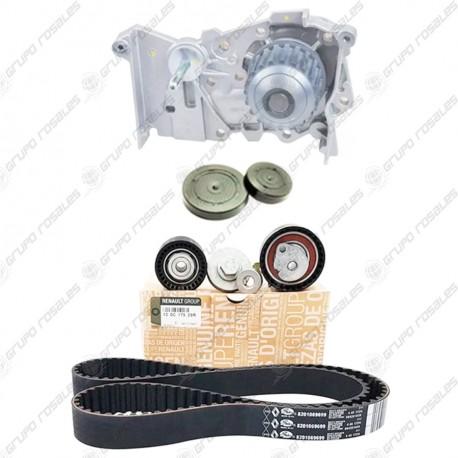 Kit Distribución Bomba Agua Renault Kangoo K4M 1.6 16V